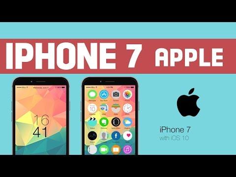 iPhone 7  lanzamiento 7 de septiembre características Apple trailer (en español iOS 10 video)