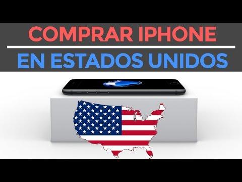 Cómo comprar iPhone en Estados Unidos, USA, EEUU unlocked, libre válido en tu país 2020