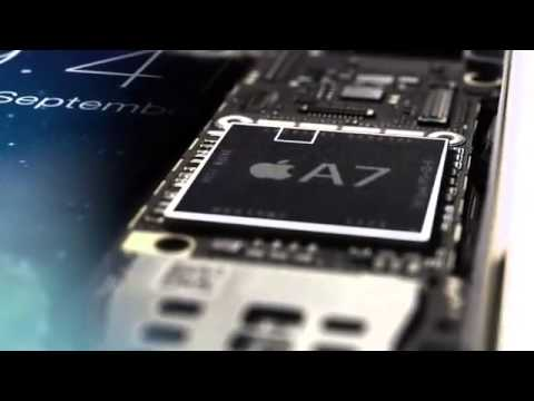 Apple IPhone 5S Official video