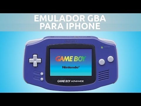 Emulador GBA game boy advance para iPhone y iPad gba4ios SIN Jailbreak 2019