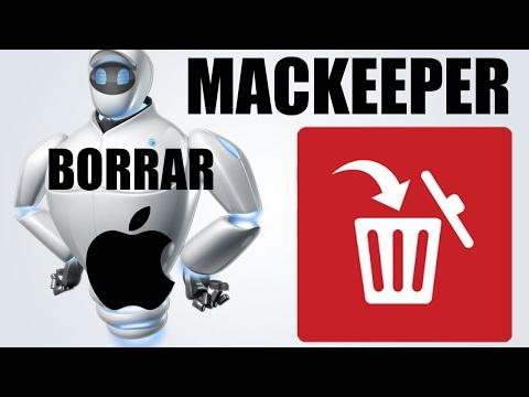 Cómo desinstalar, eliminar, borrar MacKeeper en de mi Mac OSX Mavericks Yosemite El Capitan Sierra