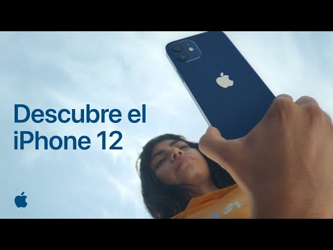 Nuevo iPhone 12 — Apple