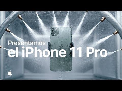 Presentamos el iPhone 11 Pro — Apple [ Traducido Al Español ] Créditos Apple Inc.