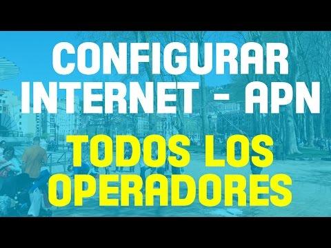 Cómo configurar internet-APN en iPhone Xr hasta iPhone 4 TODAS las compañías y países