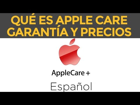 Qué es AppleCare, ampliar la garantía, cobertura del iPhone y iPad Apple Care 2019